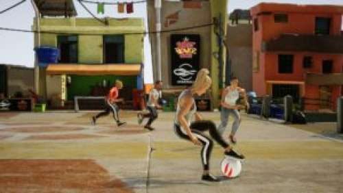 Street Power Football – On cherche encore le « Power »