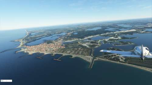 Microsoft Flight Simulator – sky is the limit ?