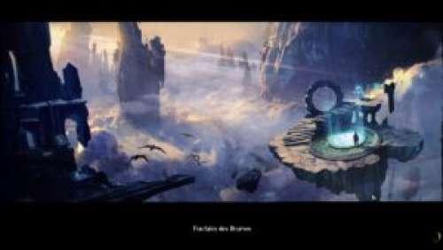 GW2 – Apercu de la fractale «Pic de Sunqua»