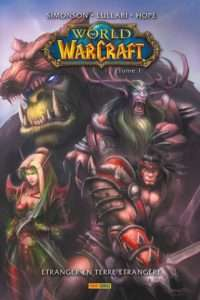 World of Warcraft – La BD qui retourne aux sources