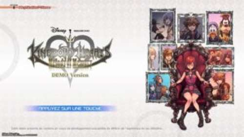 Kingdom Hearts : Melody of Memory – Un avant-goût du titre musical de la licence
