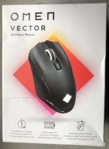 HP – Souris OMEN Vector Wireless