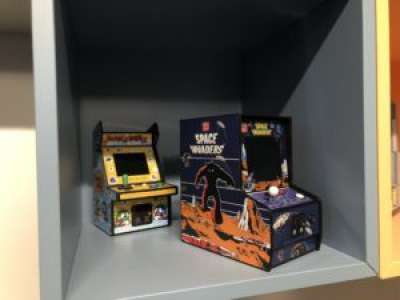 My Arcade – Micro Player : SPACE INVADERS