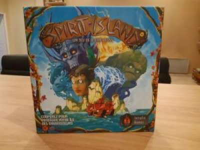 Placard Ludique – Spirit Island