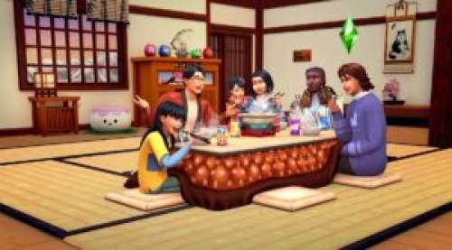 Les Sims 4 – Pack d'extension «Escapade Enneigée» – Premier aperçu