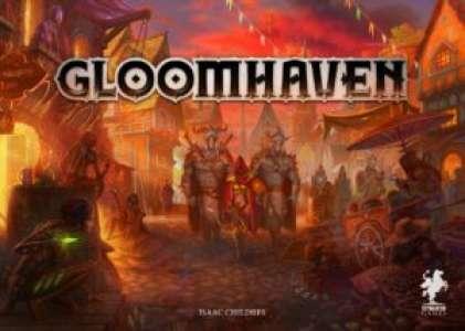 Placard Ludique – Gloomhaven