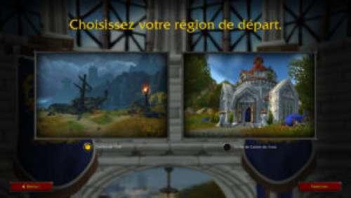 WoW Shadowlands – Prépatch : la montée de niveau