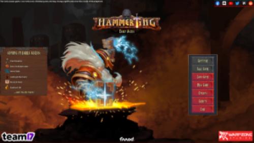 Hammerting – Créer votre propre mine