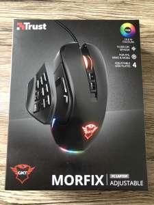 Trust GXT Morfix – Une souris abordable et performante