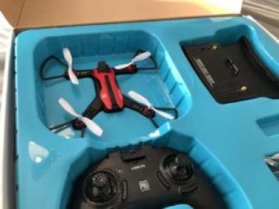 R-NANO II FPV – Mini-drone de course