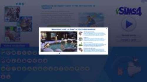 Les Sims 4 – Aperçu du pack d'extension « Escapade Enneigée »