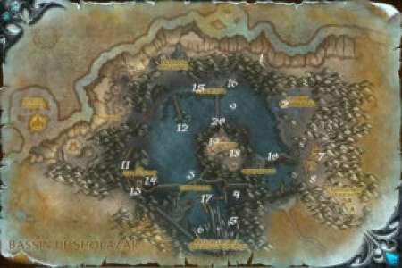 WoW Shadowlands – Prépatch : Nécromancie World Boss