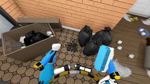 House Flipper VR – De rénovateur à technicien de surface