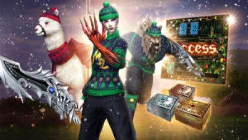 Gameforge – Concours festif