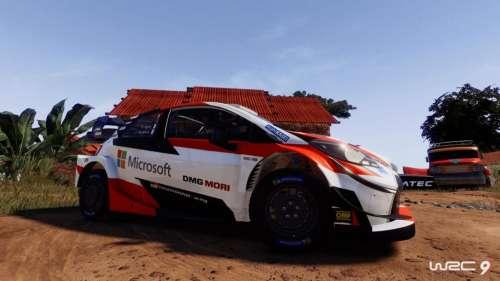 WRC 9 – Départ canon sur PS5