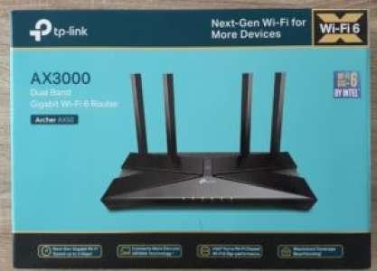 TP Link Archer AX50 – Un routeur Wi-Fi 6 efficace !