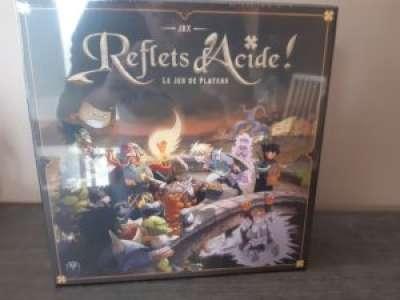 Placard Ludique – Reflets d'Acide