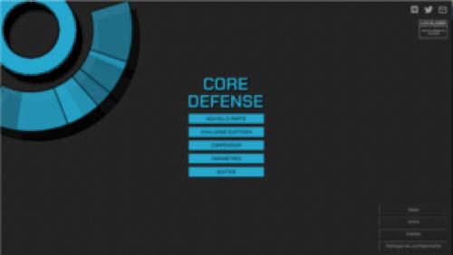 Core Defense – Un tower défense rétro et minimaliste