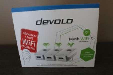 Devolo Mesh WiFi 2 – Des CPL promettant de l'Ethernet et du Wifi