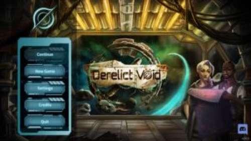 Derelict Void – Dans l'espace personne ne vous entend crier !