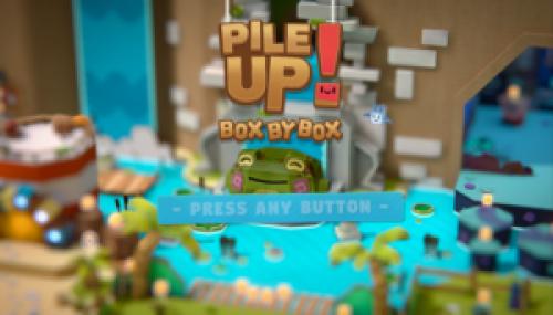 Pile Up ! Box by Box – Jouons avec des boites