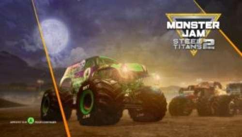 Monster Jam Steel Titans 2 – Pousse-toi que je m'y mette !