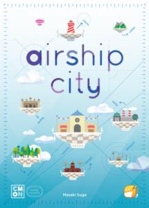 Placard Ludique – Airship City