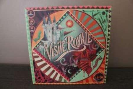 Placard Ludique – Visite Royale