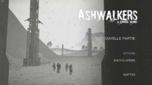 Ashwalkers – Une aventure en noir & blanc