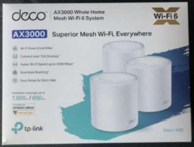 TP-Link Deco X60 – Le système mesh WiFi deluxe !
