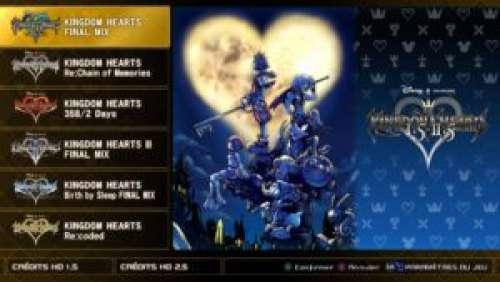 Kingdom Hearts 1.5 +2.5 ReMix – Enfin sur PC !