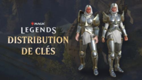 Magic: Legends – Distribution de l'Armure du croisé