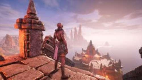Conan Exiles – Découverte de l'île de Siptah