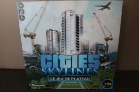 Placard Ludique – Cities Skylines