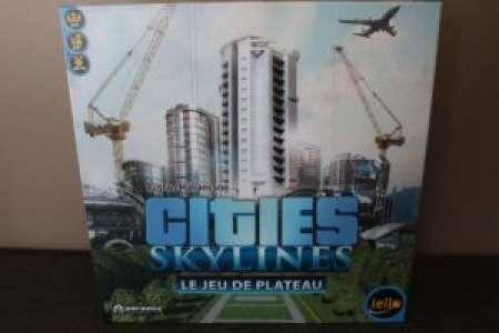 Placard Ludique – Cities Skylines