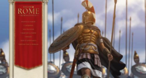 Total War Rome Remastered : Joue la comme César !