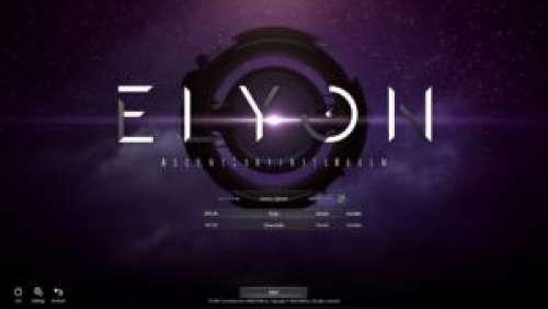Elyon – Les 25 premiers niveaux