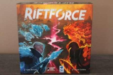 Placard Ludique – Riftforce