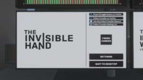 The Invisible Hand – Vendre ou ne pas vendre ?
