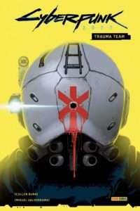 Cyberpunk 2077 – BD «Trauma Team»