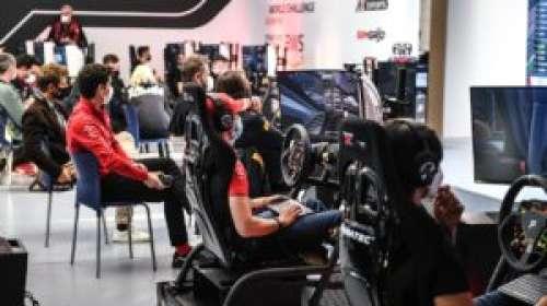 Ferrari Esport – Interview GT World Challenge