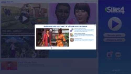 Les Sims 4 – Pack de jeu «Décoration d'intérieur»