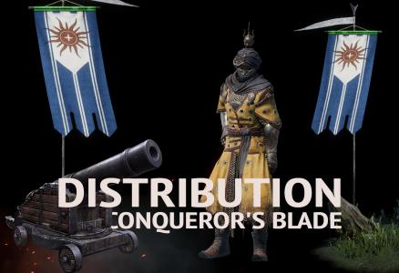 Conqueror's Blade – Des codes pour fêter la sortie de Dynasty