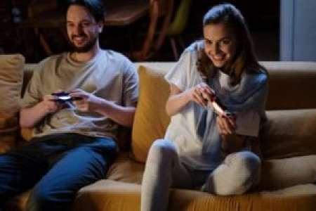 Les adultes aussi s'intéressent aux jeux vidéo !
