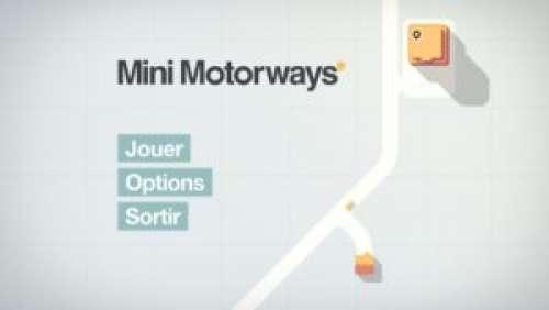 Mini Motorways – En route !