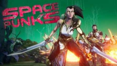 Space Punks – Clés d'accès anticipé