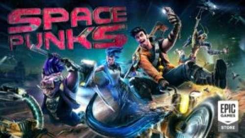Space Punks – Présentation presse