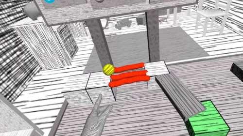 Draw IT! VR – Parcours d'obstacles à faible budget…