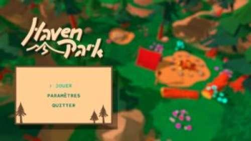Haven Park – Au piou-piou campeur