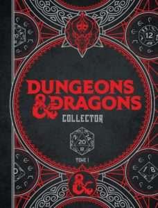 Donjons et dragons, le collector – L'encyclopédie D&D